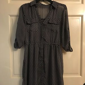 Maurice's Casual Patterned Dress
